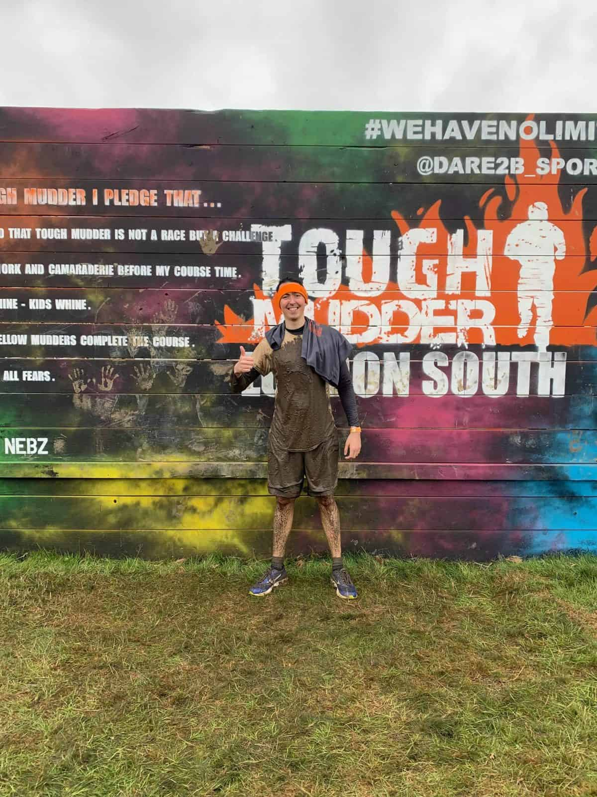 September 2019 Tough Mudder CLIC Sargent